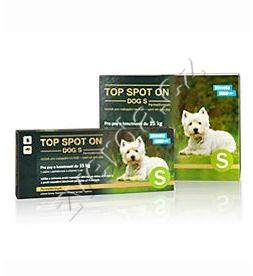 Top spot on sol Dog 1x1ml S (do 15kg)