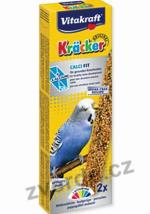 Kracker VITAKRAFT Sittich Calcium + Honey junior