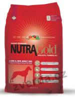 Nutra Gold Lamb&Rice Adult Dog 15kg 2x