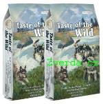 Taste of the Wild Pacific Stream Puppy 13kg 2x