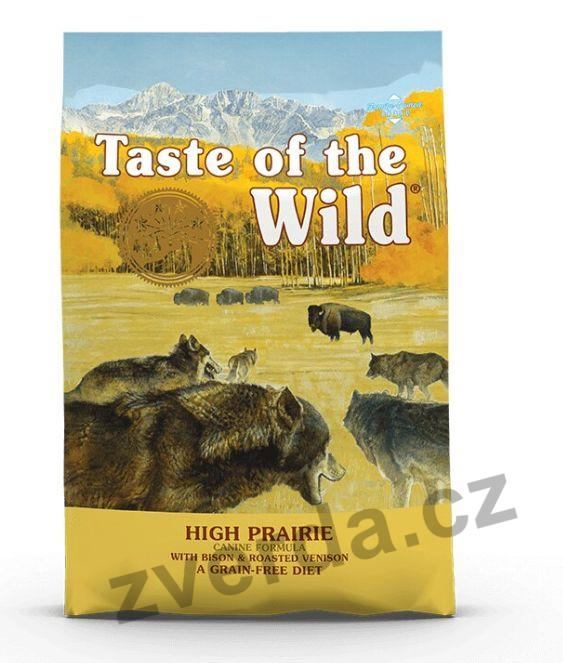 Taste of the Wild High Prairie Canine Formula 13kg