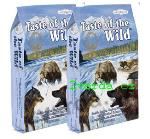 Taste of the Wild Pacific Stream Canine Formula 13kg 2x