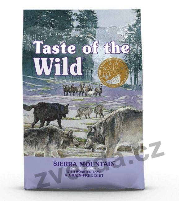 Taste of the Wild Sierra Mountain Canine Formula 13kg
