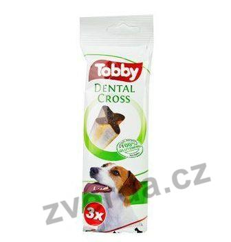 Tobby dental cross 70g