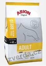 Arion Dog Adult Small /Medium Light 12kg