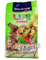Vitakraft Rodent Rabbit krm. Life Power Food banán 600g