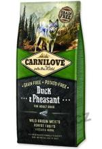 Carnilove Dog Duck & Pheasant for Adult 1,5 kg