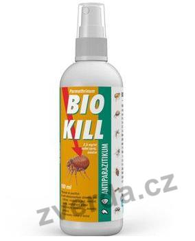 Bio Kill 2,5mg/ml kožní sprej emulze 100ml