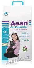 Asan Cat Fresh Blue 10 l