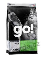 PetCurean GO Sensitive Shine Grain Free CAT Trout and Salmon 1,71kg