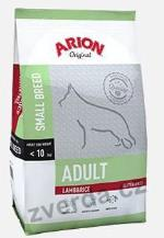 Arion Dog Adult Small Lamb Rice 3kg