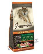 Primordial Grain Free Adult Chicken & Salomn 12kg