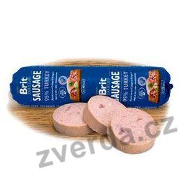 Brit Sausage Turkey 800g