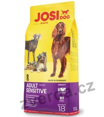 JosiDog Sensitive Adult 18kg