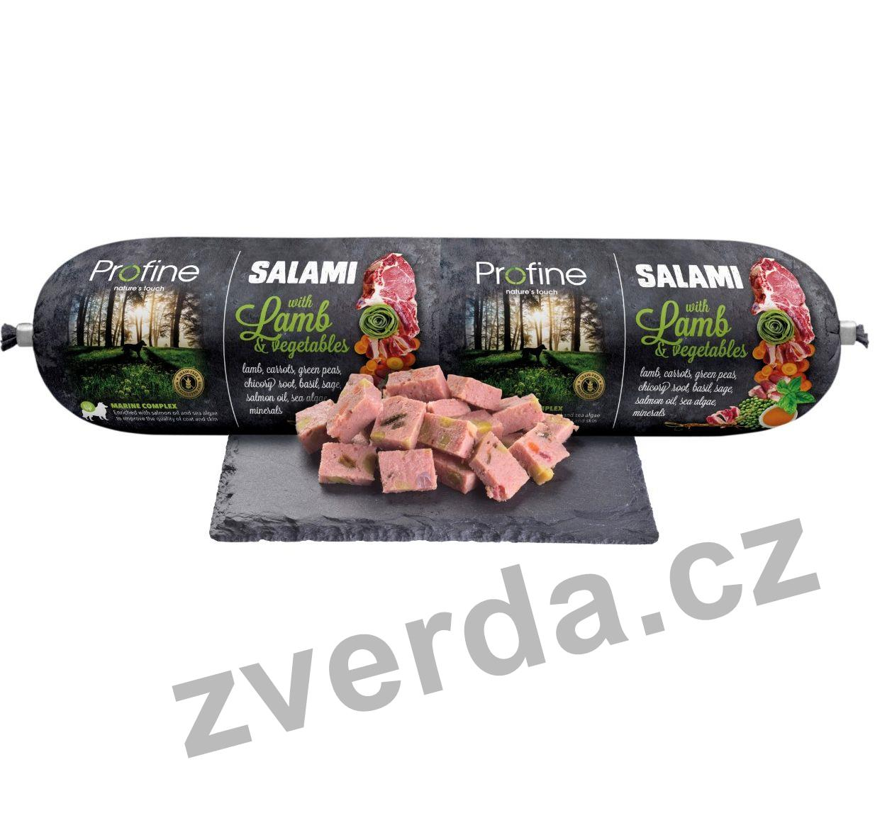 Profine Salami Lamb & Vegetables 800g