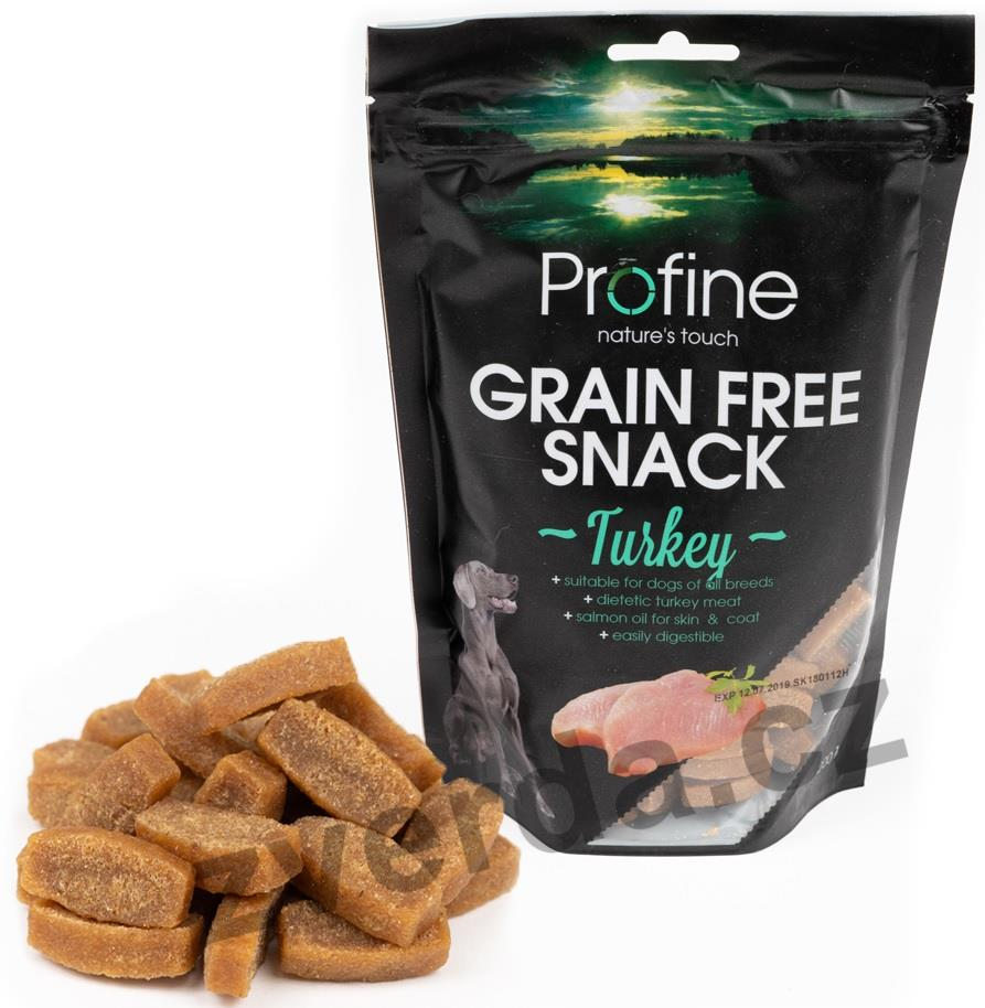 Profine Grain Free Snack Turkey 200g