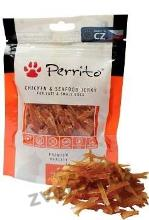 Perrito Chicken & Seafood jerky 100g